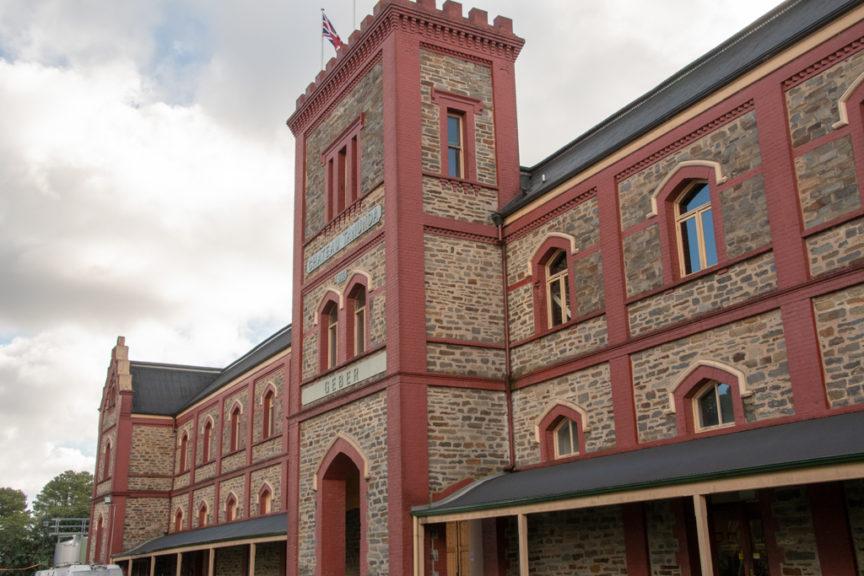 Château Tanunda winery