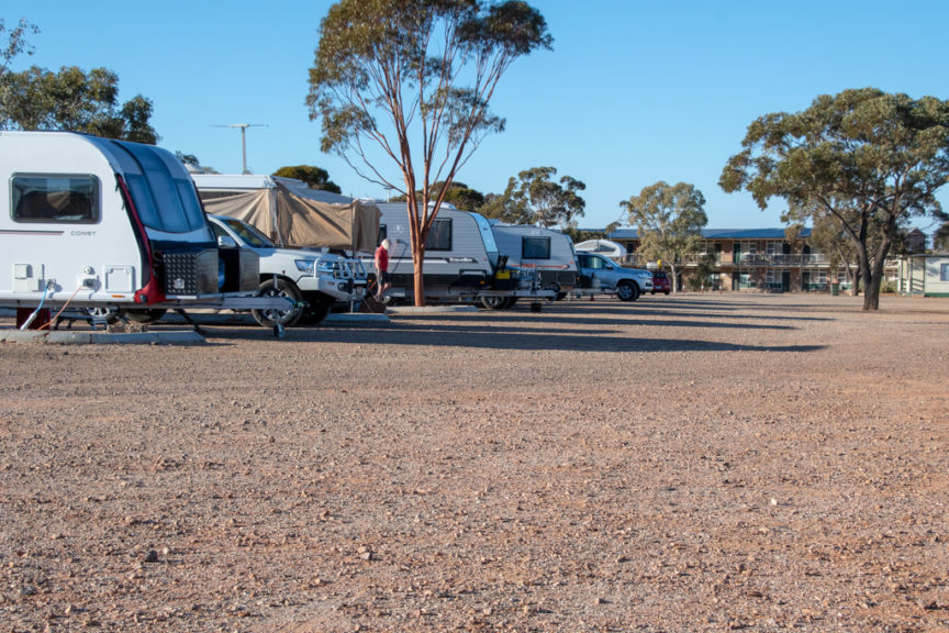 Woomera Caravan Park