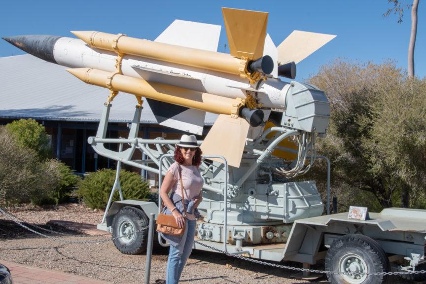 Thunderbird AA missile