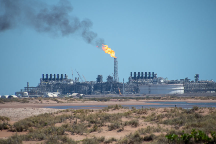 Onslow Gas Refinery