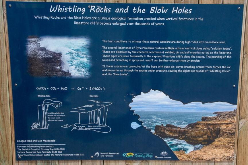 Whistling Rocks