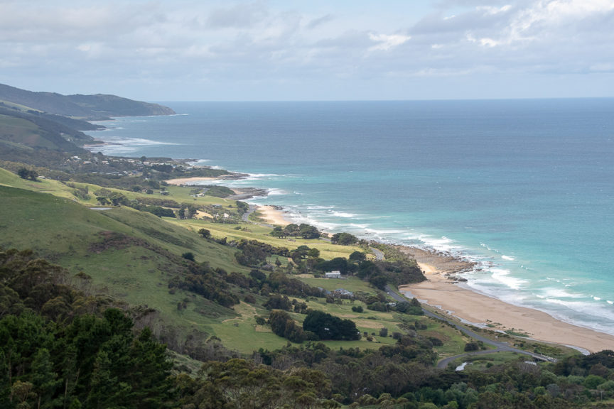 View from Mariners Lookout