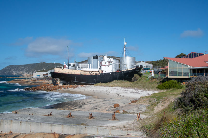 Albany Whaling Station