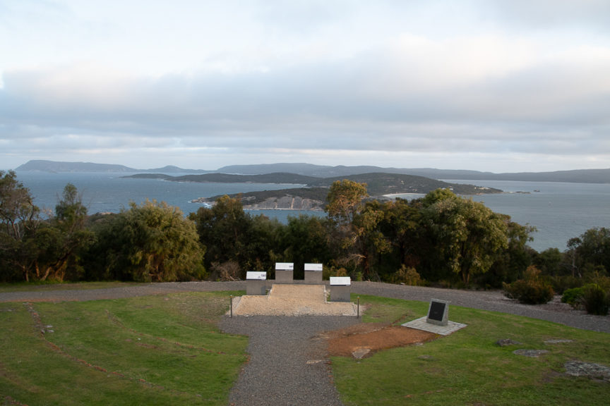 Views from ANZAC Park