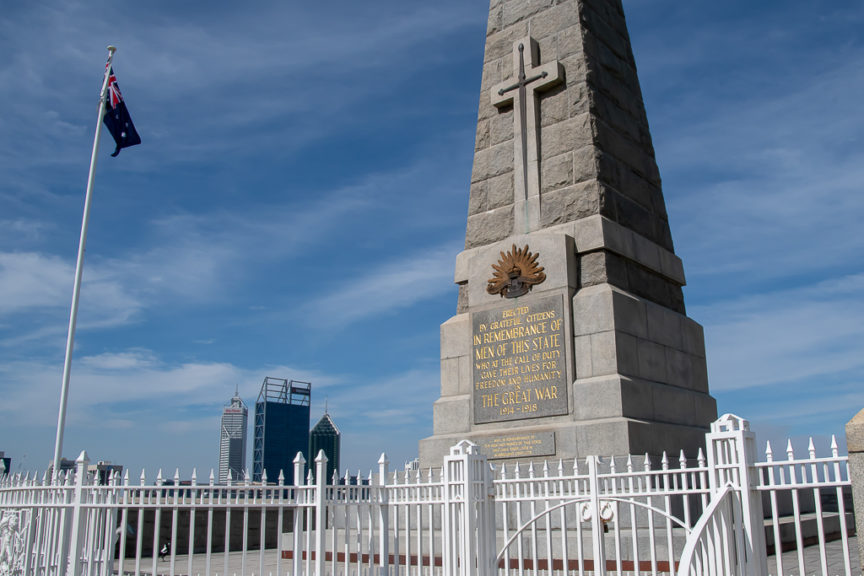 Kings Park ANZAC Memorial
