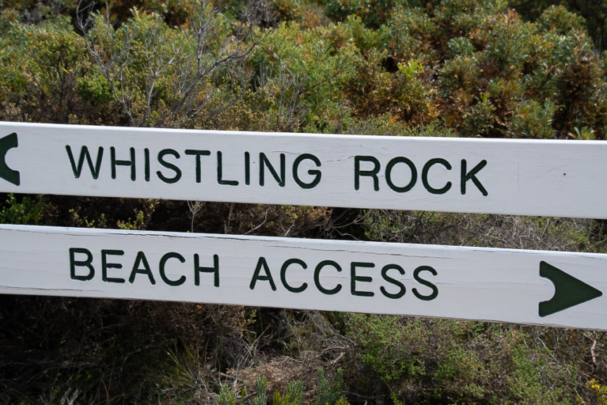 Whistling Rock