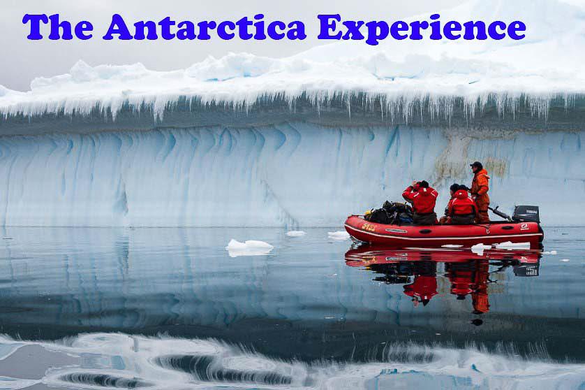Antarctica VR show