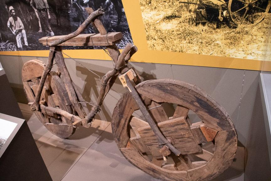 Miner's bike