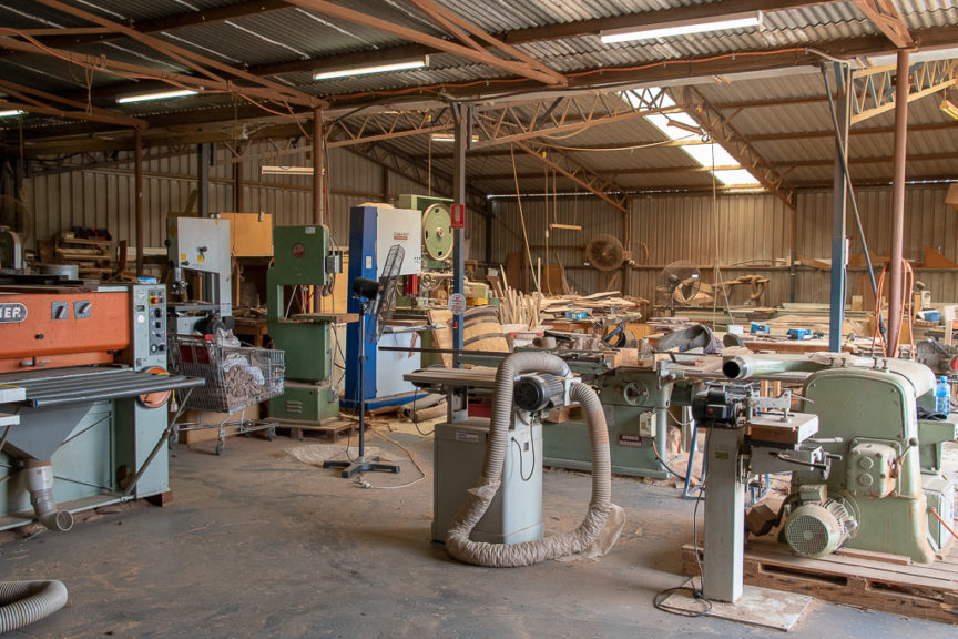 Chunky Timbers Studio