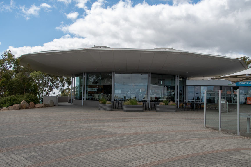 Mt Lofty Visitor Centre