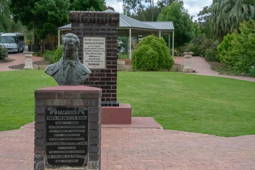 Dirk Hahn Memorial