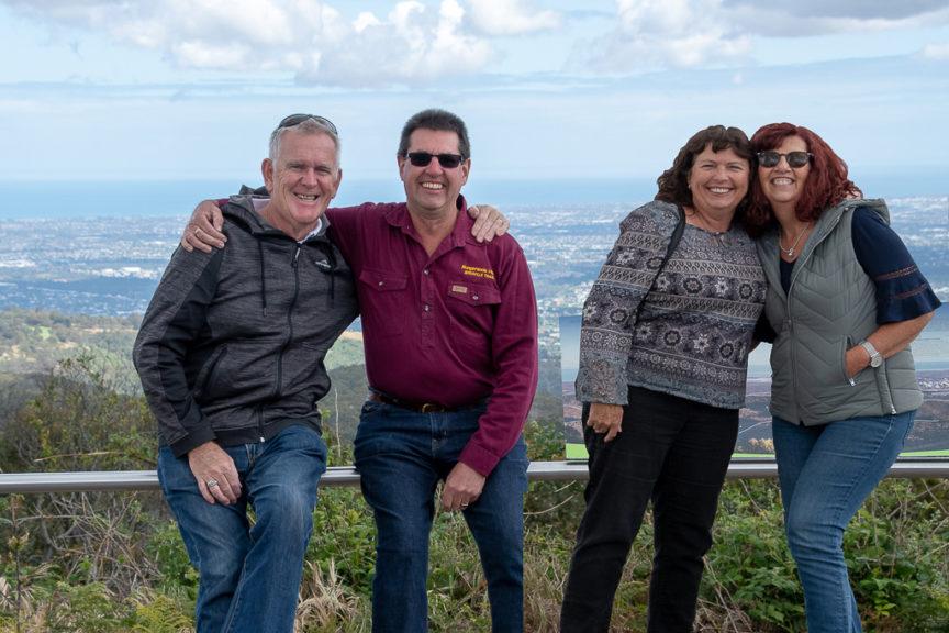 Neil, Bob, Michelle & Merrisa