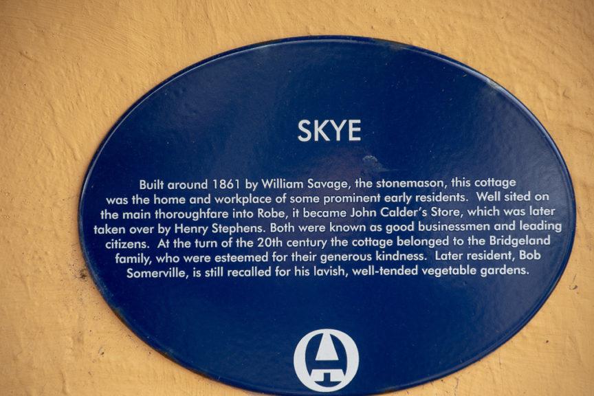 Skye built 1861