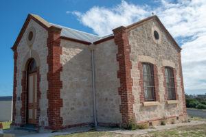 Customs House built 1863
