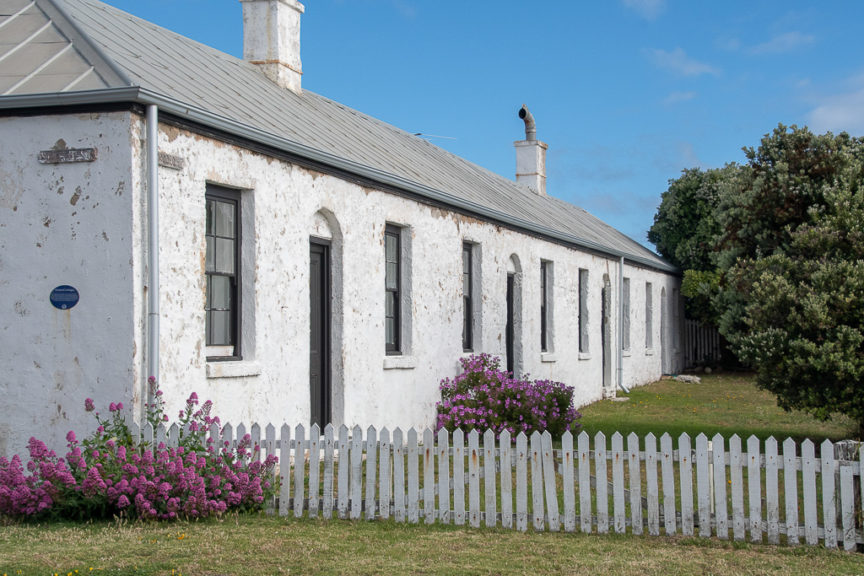Ormerod Cottages built 1847