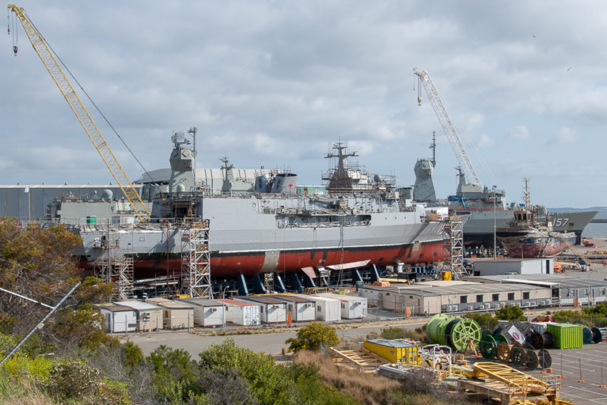 Naval Shipyards