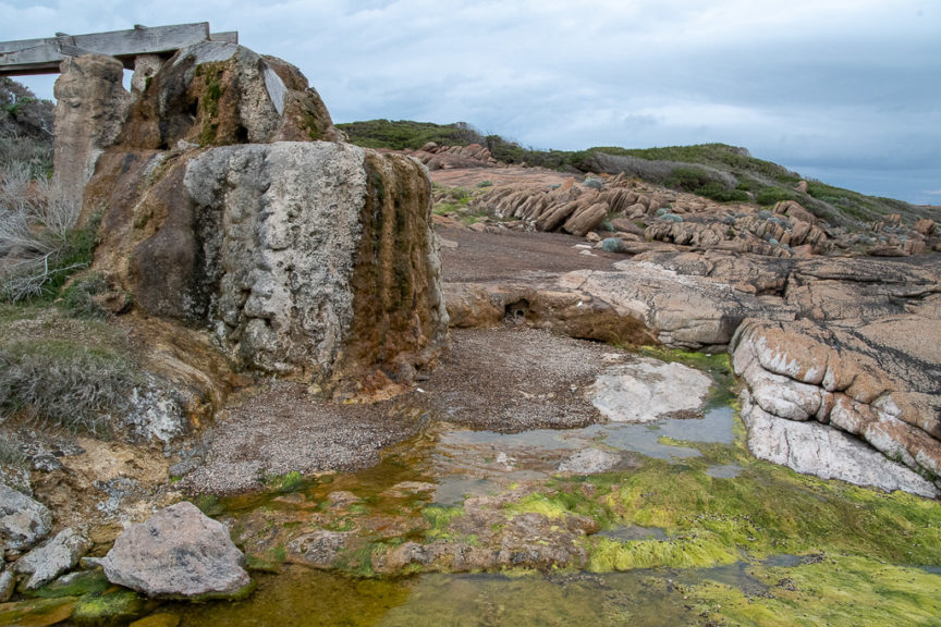 Water Wheel - Cape Leeuwin