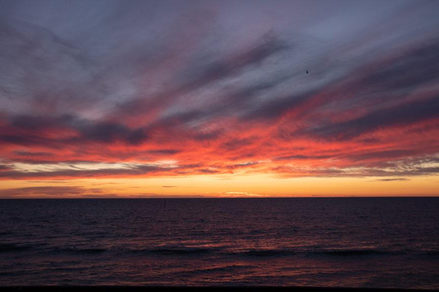 Sunset West Beach Big4 CP